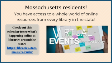 MA resident virtual prms state