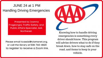 a driving emergencies