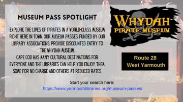 last Spotlight on Whydah Pirate Museum
